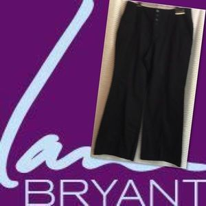 NWT Lane Bryant Wise Leg Pants